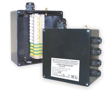 Блок измерительно-преобразовательный РТВ10/ИПМ8-4Б/3П