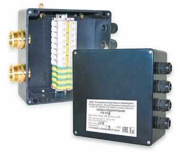 Коробка соединительная РТВ 1006-1М/1П