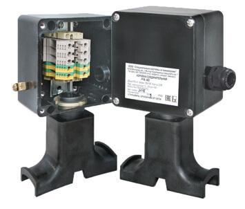 Коробка соединительная РТВ 401-1П/0