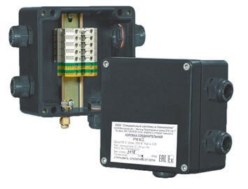 Коробка соединительная РТВ 602-2Б/3П