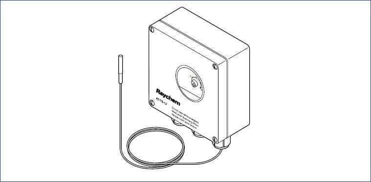Терморегулятор AT-TS-13