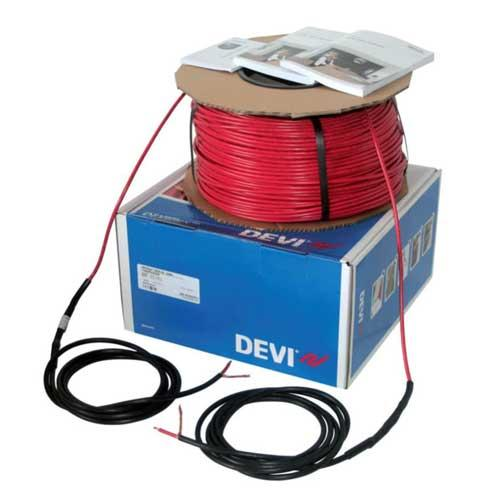 Нагревательная секция DEVIbasic 10S (DSIG-10)-407м