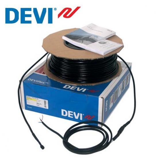 Нагревательная секция DEVIsnow 30Т (DTCE-30)-34м