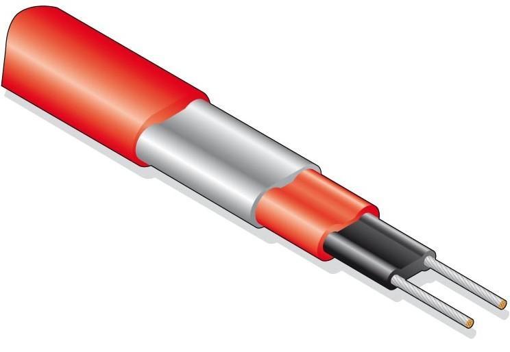 Саморегулирующийся кабель 15FS+2-CS
