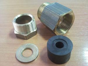 Муфта для ввода кабеля в трубу GL-T2-01