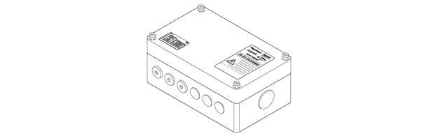 Коробка соединительная JB-EX-25/35MM2