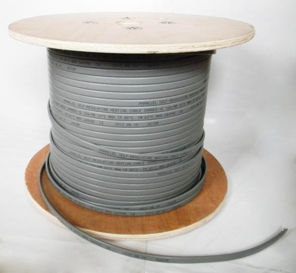 Саморегулирующийся нагревательный кабель SAMREG 16-2