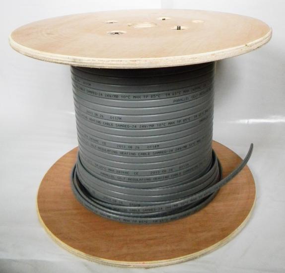 Саморегулирующийся нагревательный кабель SAMREG 24-2