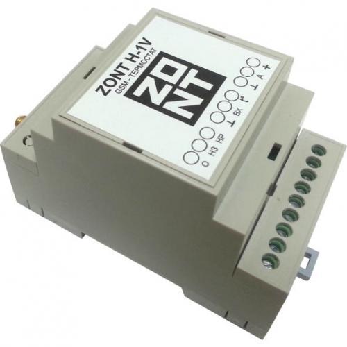Термостат GSM-Climate ZONT-H1V DIN