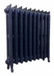 Чугунный радиатор KONNER Легенда 600 (1 секция с ножками)