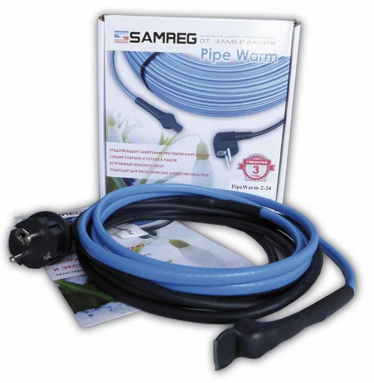 Нагревательная секция Samreg PipeWarm 16-272