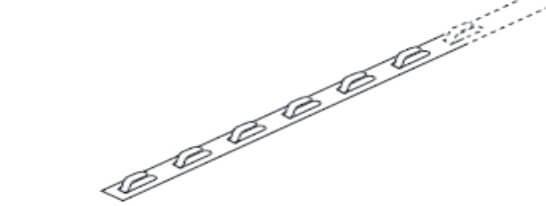 Крепежный элемент VIA-Spacer-25 m